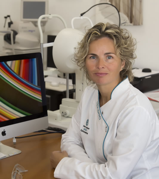 Vicky Fernandez Centre Òptic l'Esguard
